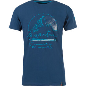 La Sportiva Connect T-Shirt Homme, opal